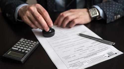 Предоставление налоговой отчетности
